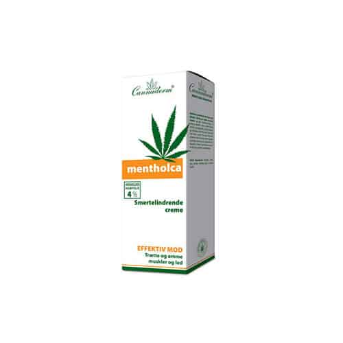 Cannaderm – Mentholka Massage Gel