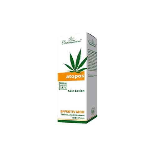Cannaderm – Atopos Skin Lotion Treatment