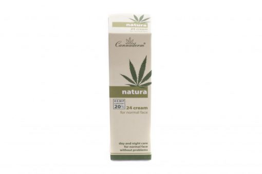 Cannaderm_Natura_24_Cream_Normal
