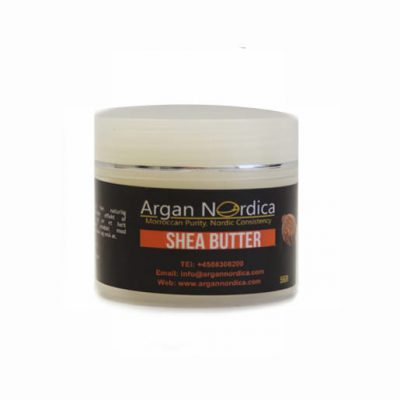 Argan Nordica – Shea Butter, 55 g
